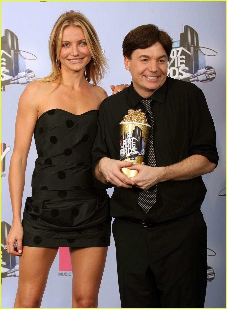 cameron diaz mtv movie awards 2007 photo 413291