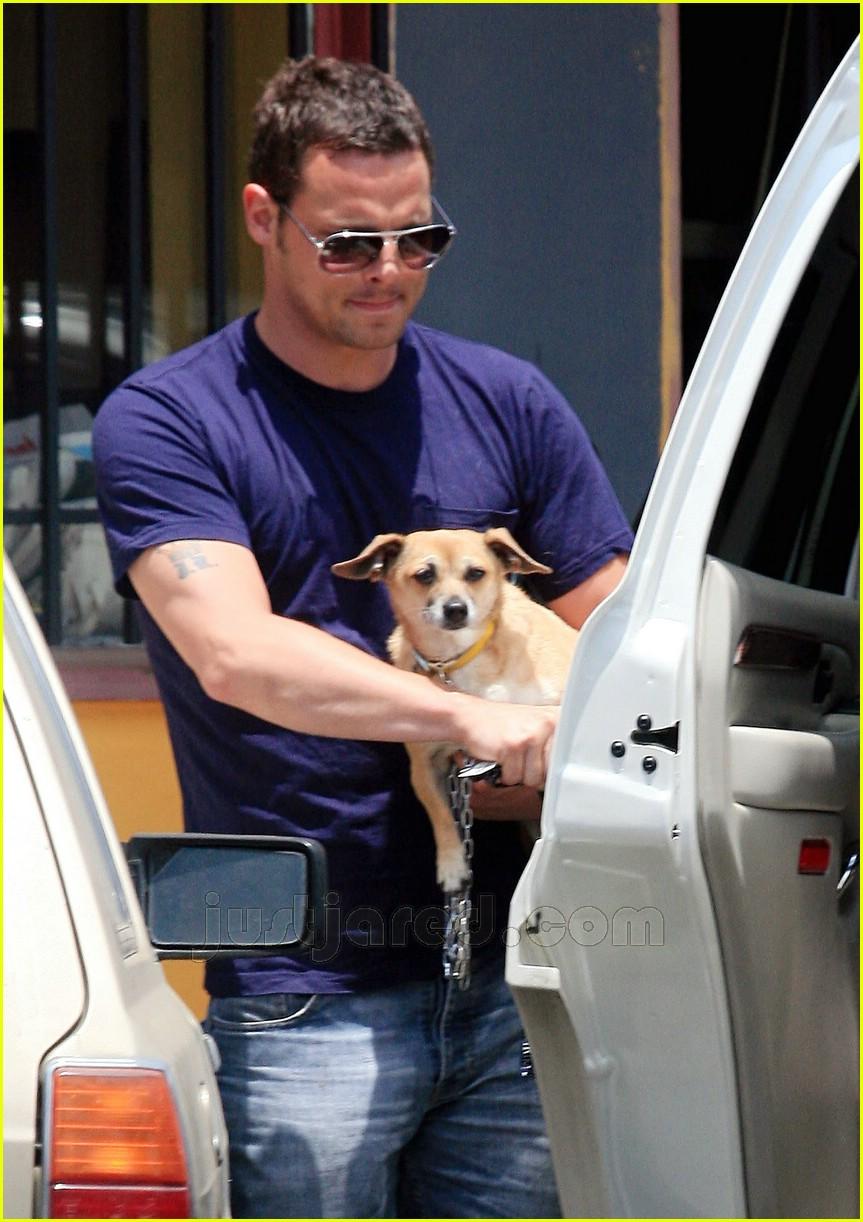 justin chambers buys dog 22417421