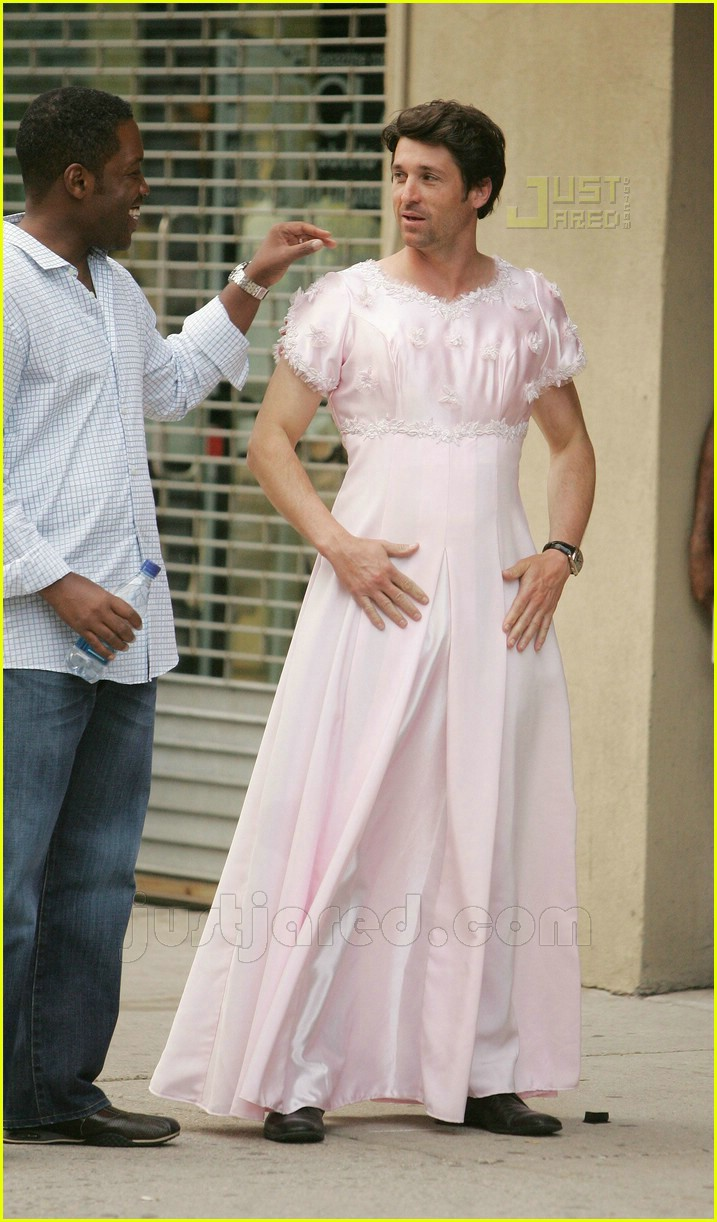patrick dempsey wedding dress 04432411