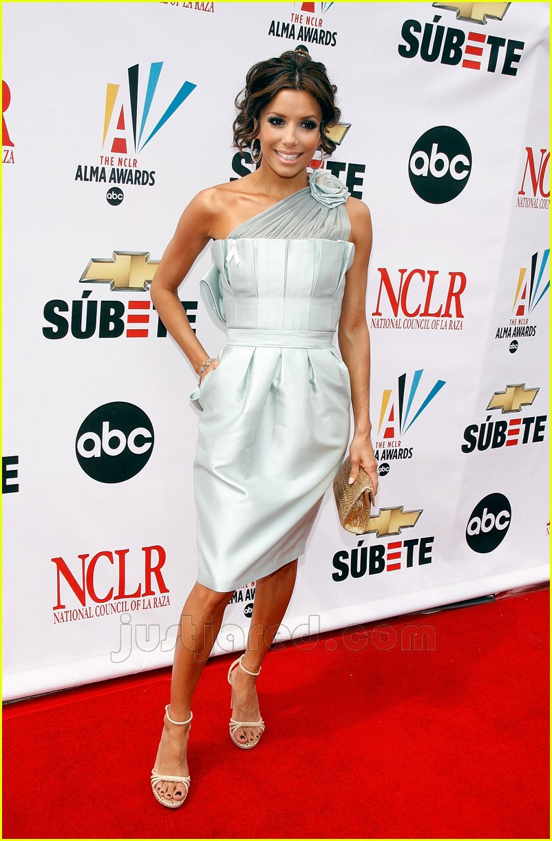 eva longoria ALMA awards 2007 02409191