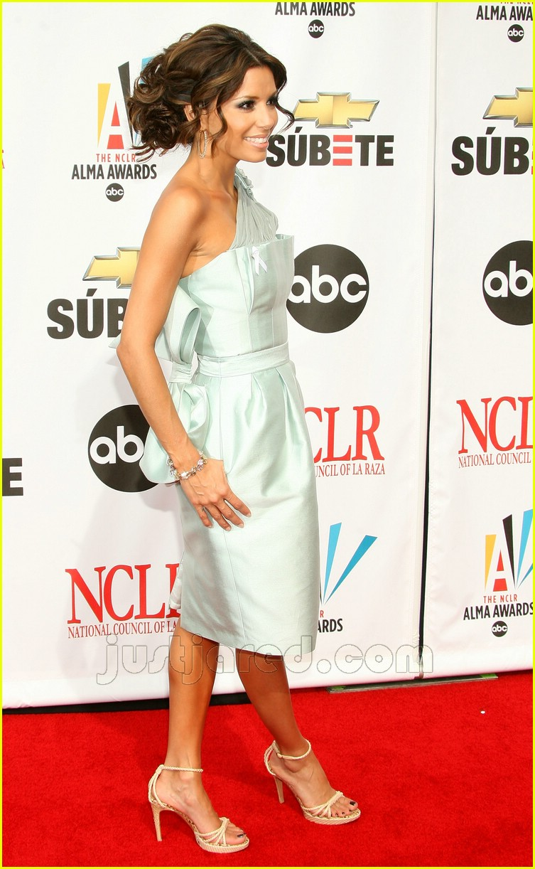 eva longoria ALMA awards 2007 25409421
