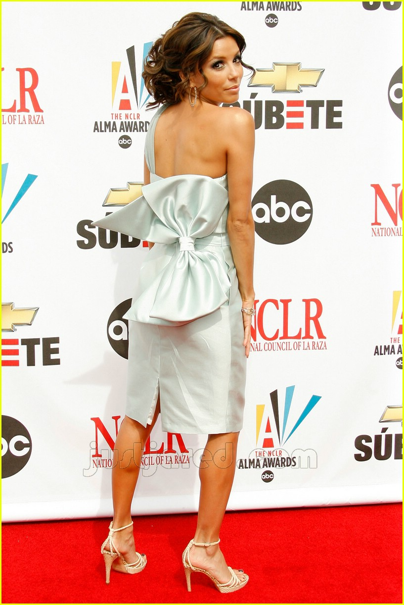 eva longoria ALMA awards 2007 36409531