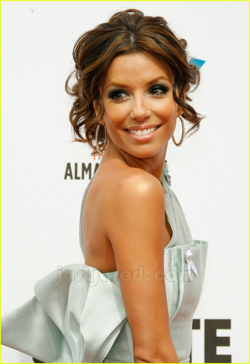eva longoria ALMA awards 2007 50409671