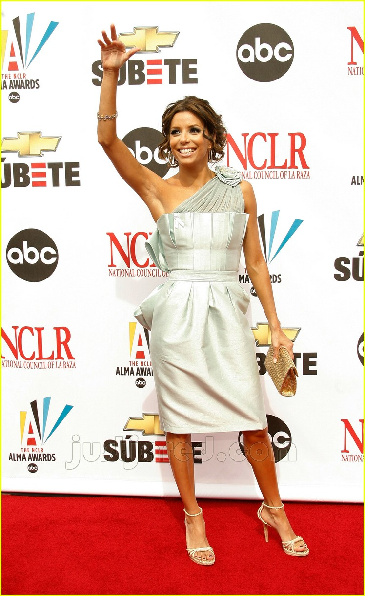 eva longoria ALMA awards 2007 54409711
