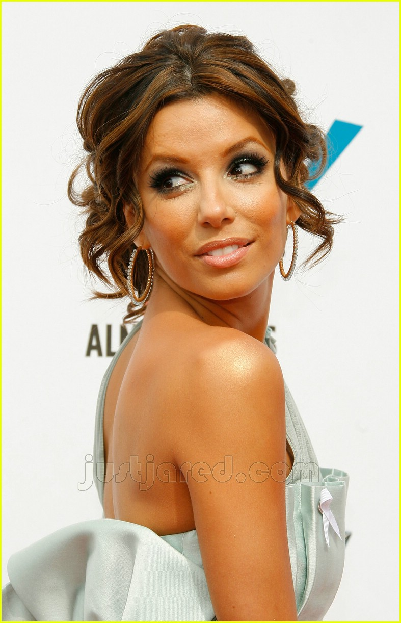 eva longoria ALMA awards 2007 63409801