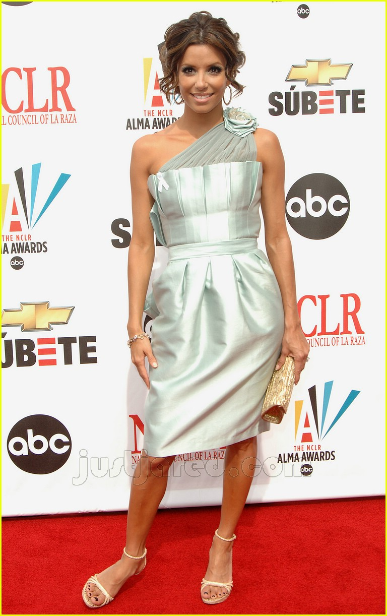 eva longoria ALMA awards 2007 66409831