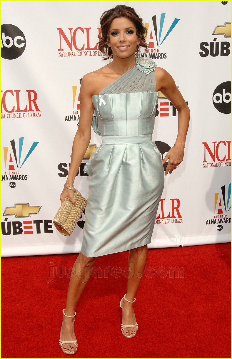 eva longoria ALMA awards 2007 68409851