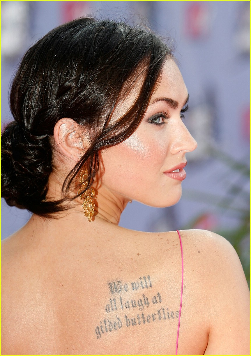 megan fox mtv movie awards 2007 50