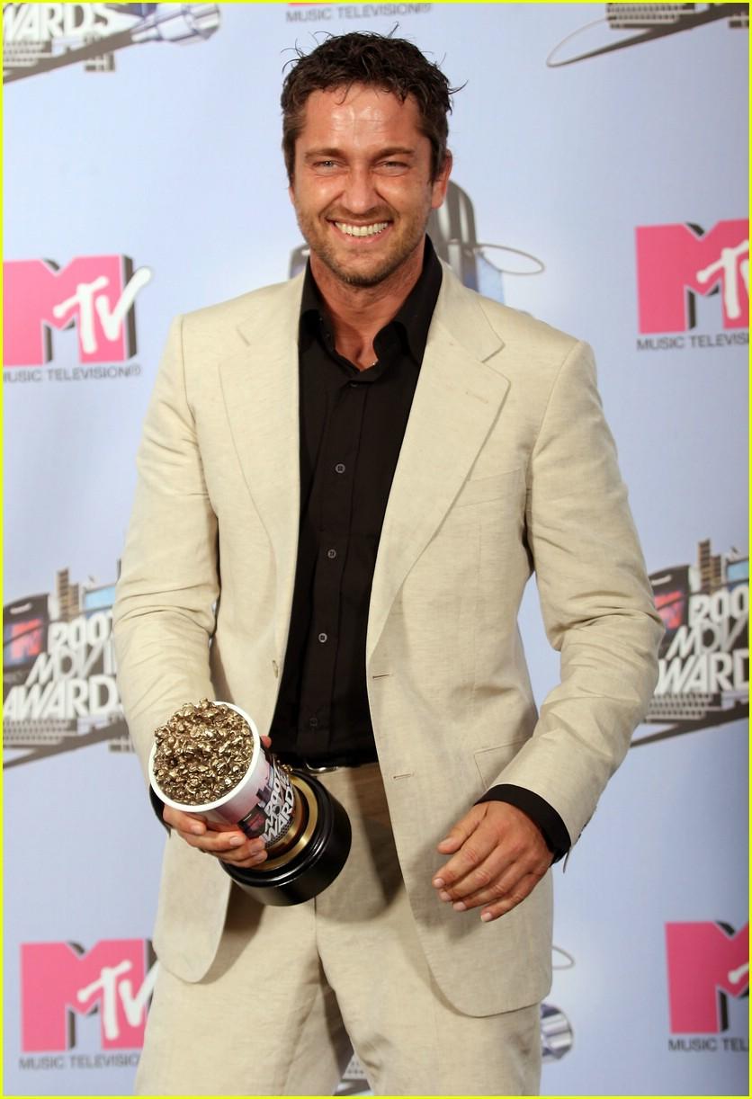 Gerard Butler @ MTV Movie Awards 2007: Photo 414491 ... Gerard Butler Movies