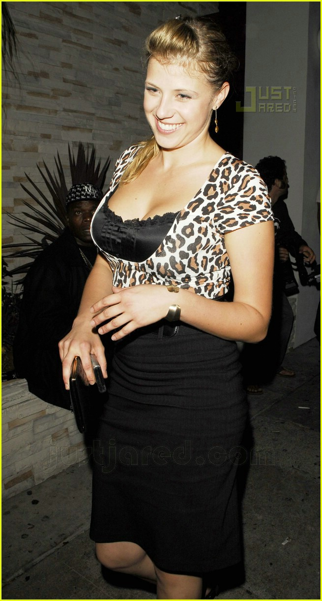 Are jodie sweetin tits real
