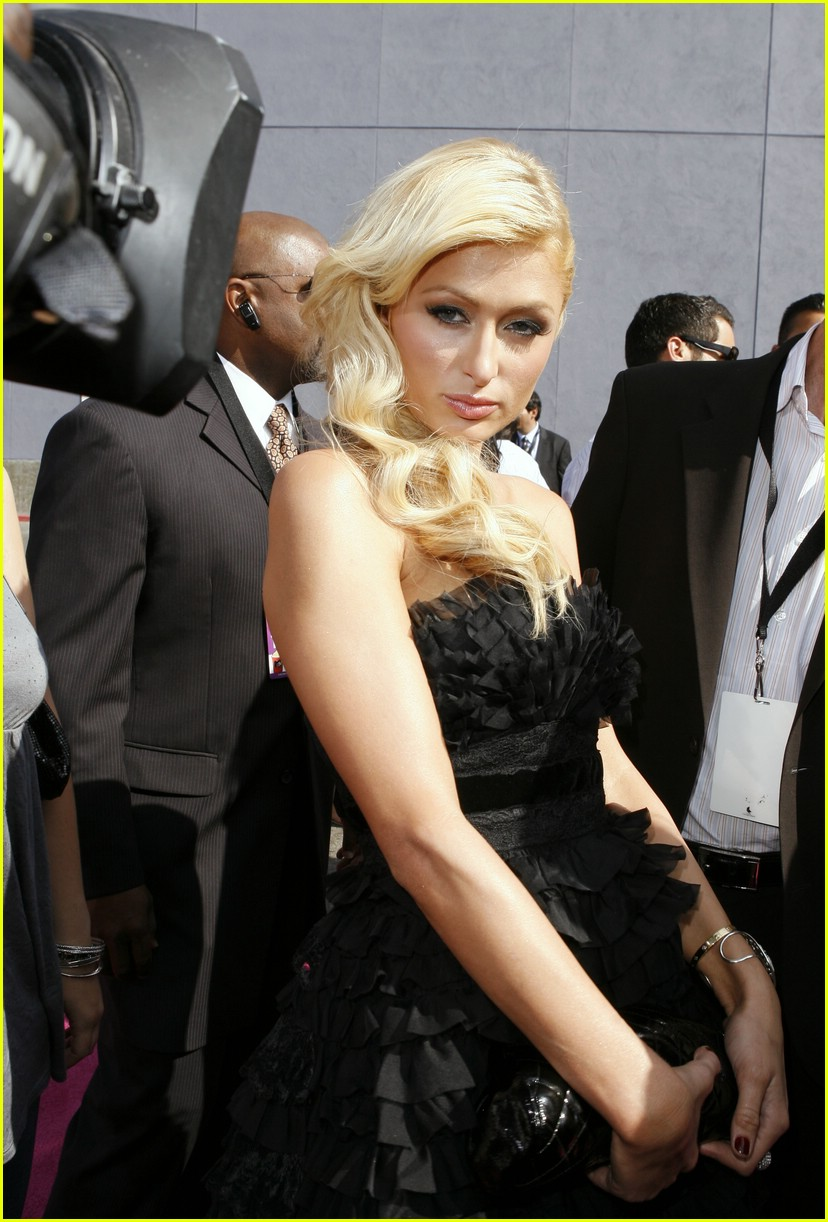 paris hilton mtv movie awards 2007 63