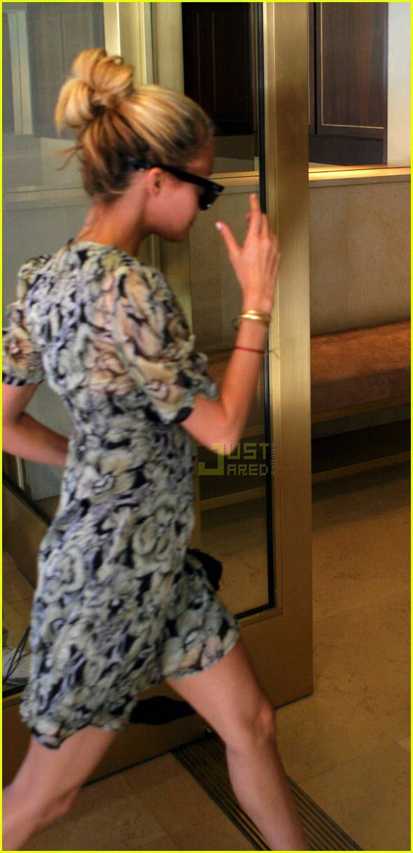 Nicole Richie: Pregnant AND Engaged? Nicole Richie