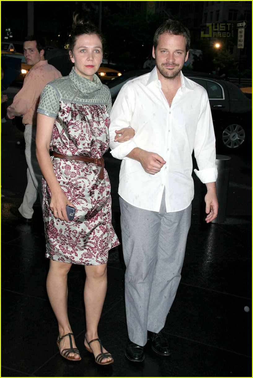 Full Sized Photo of maggie gyllenhaal peter sarsgaard 01 | Photo ... Jake Gyllenhaal