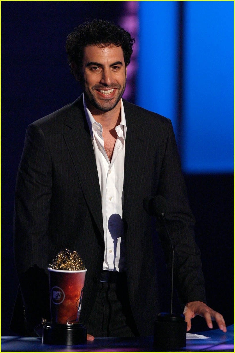 Sacha Baron Cohen mtv movie awards 2007 64