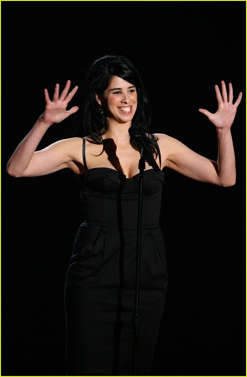 sarah silverman mtv movie awards 2007 photo 414501