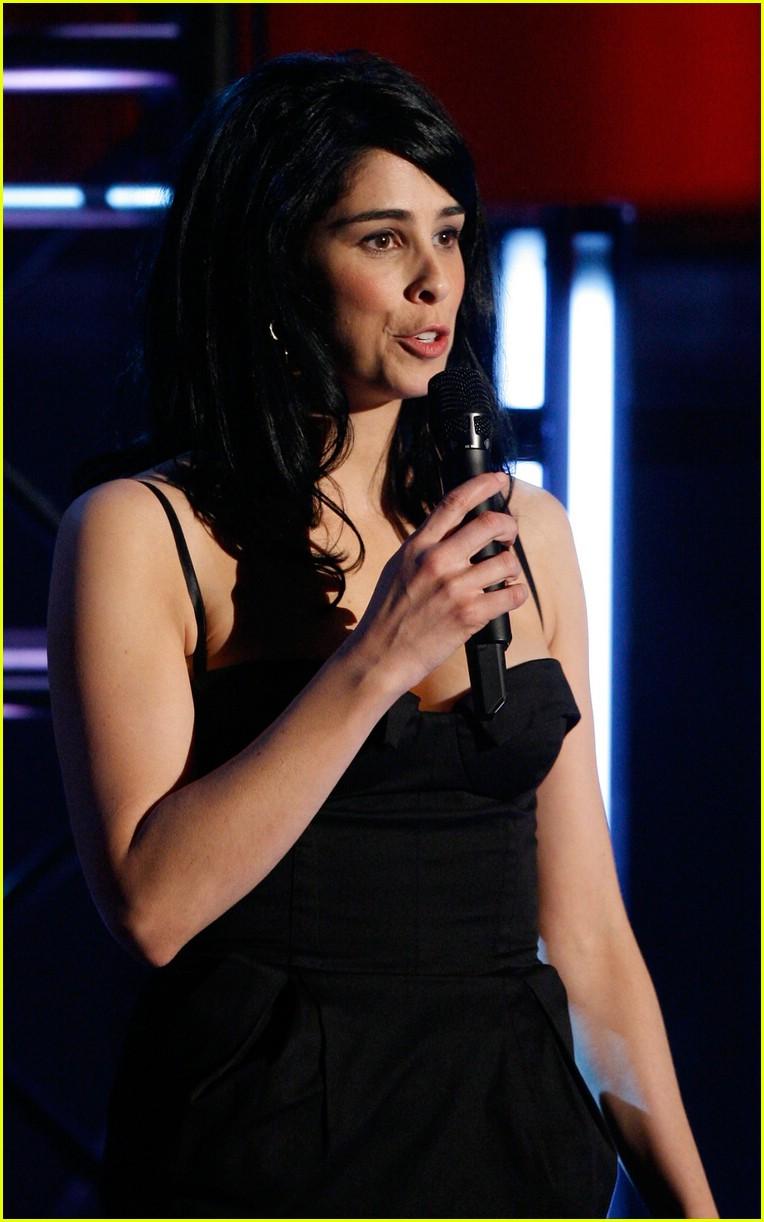 sarah silverman mtv movie awards 2007 photo 414521