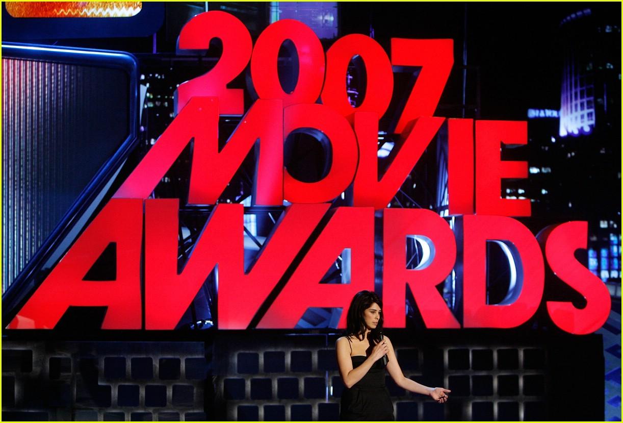 sarah silverman mtv movie awards 2007 photo 414561