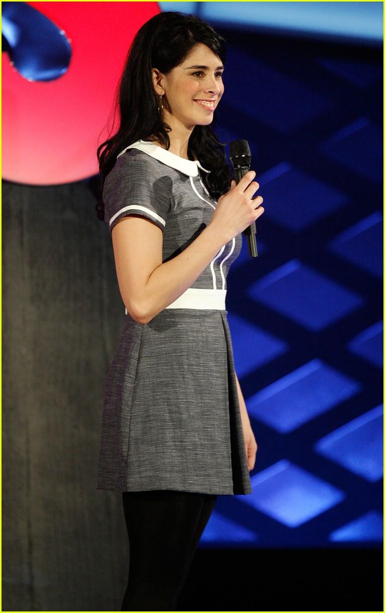 sarah silverman mtv movie awards 2007 photo 414581