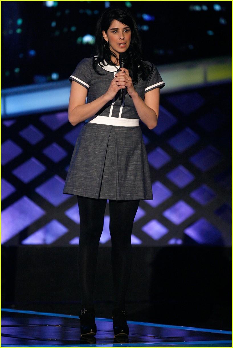 sarah silverman mtv movie awards 2007 photo 414631