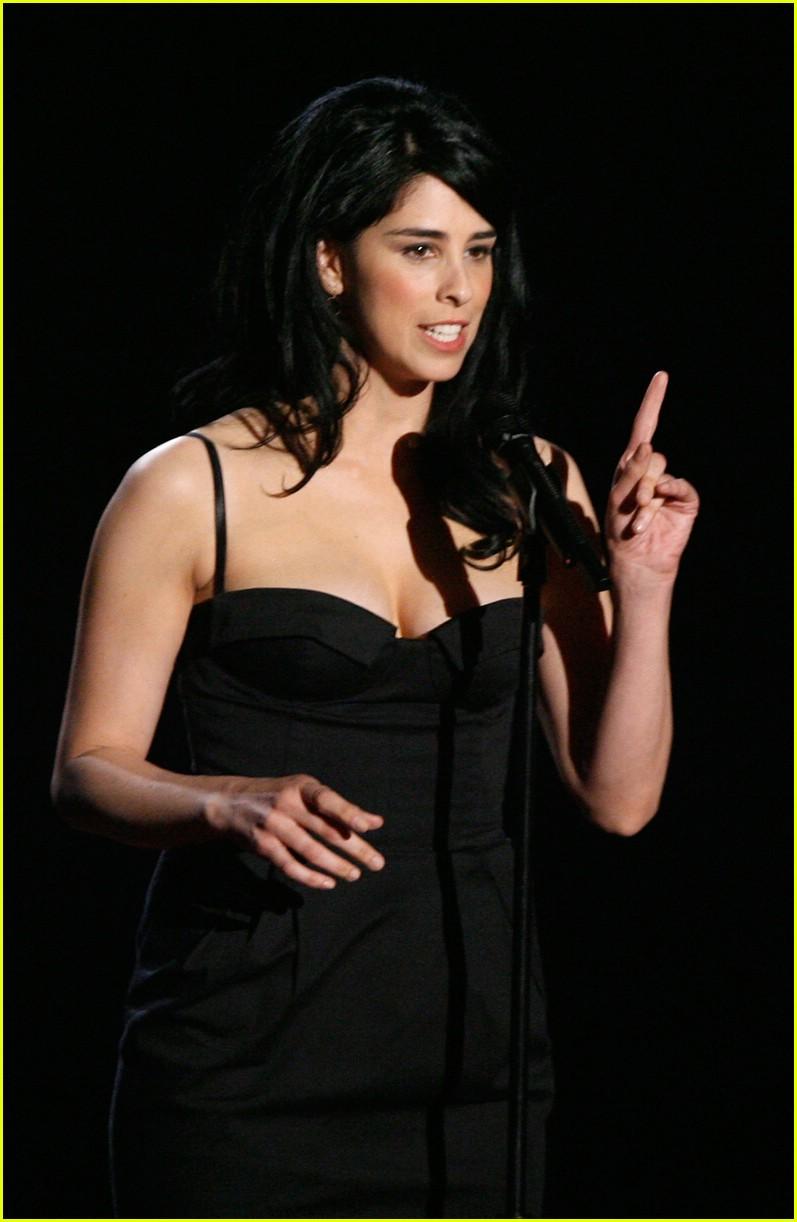 sarah silverman mtv movie awards 2007 photo 414711