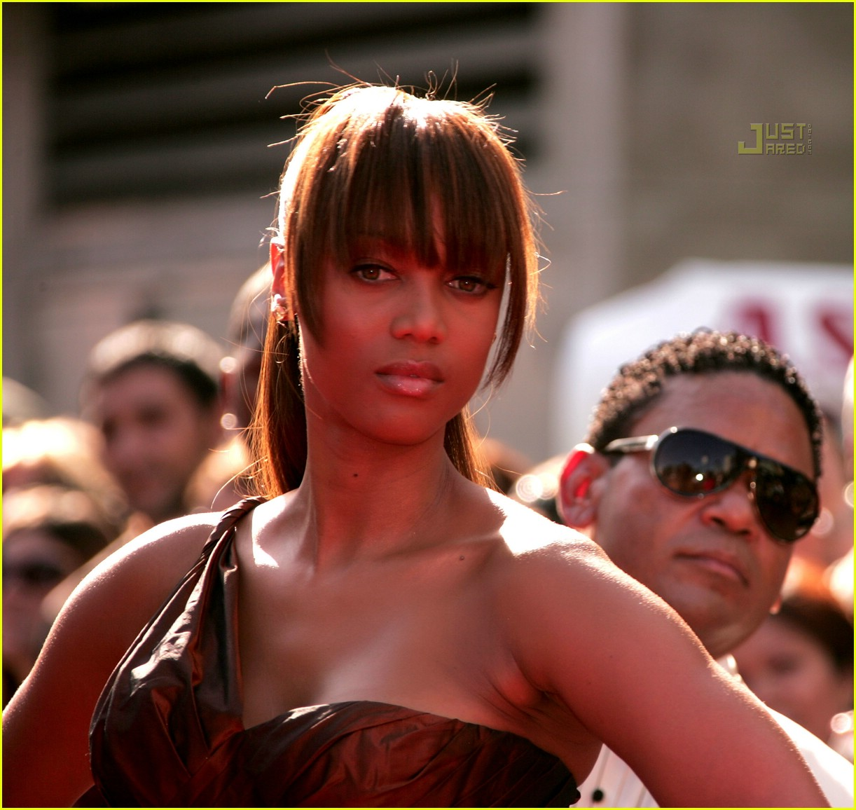 Tyra Banks Awards: Tyra Banks @ Daytime Emmy Awards 2007: Photo 442841