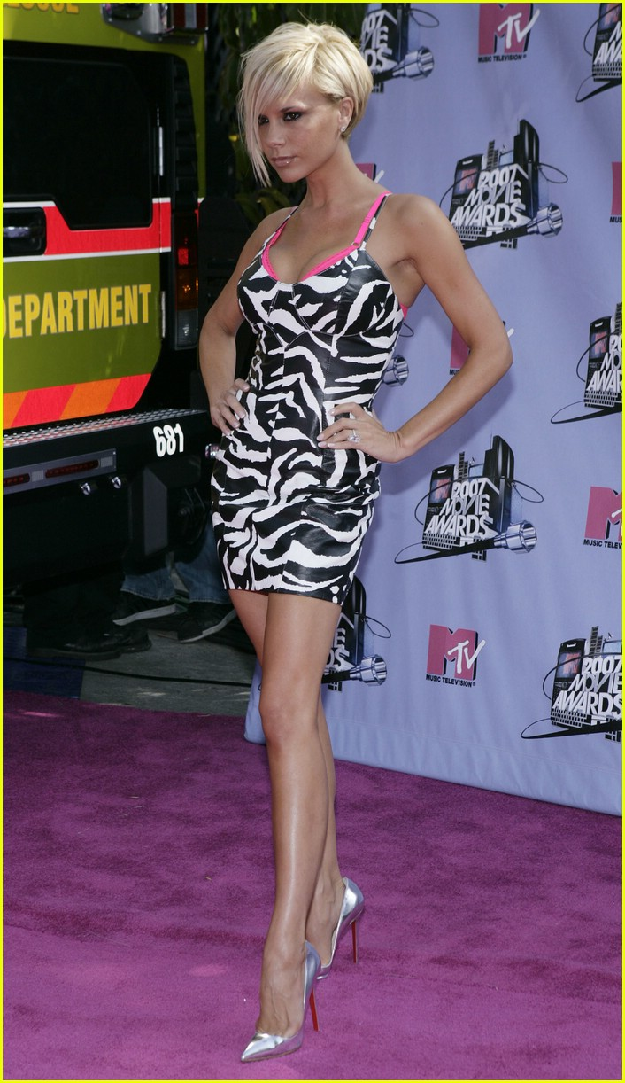 victoria beckham mtv movie awards 2007 50