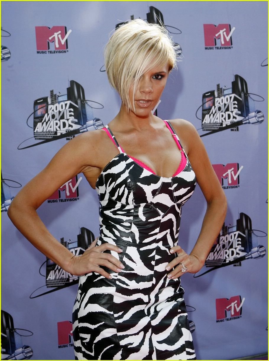 victoria beckham mtv movie awards 2007 51
