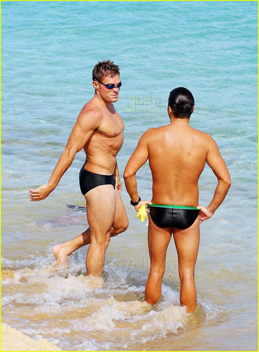 andy baldwin bikini underwear