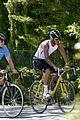 david beckham biking 09