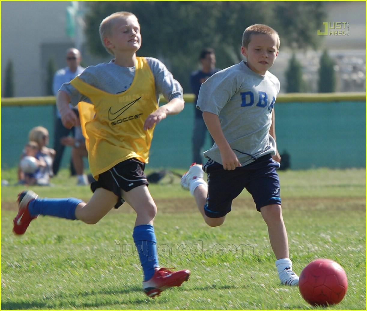 beckham boys soccer practice 09495231