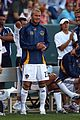 david beckham first la galaxy game 11