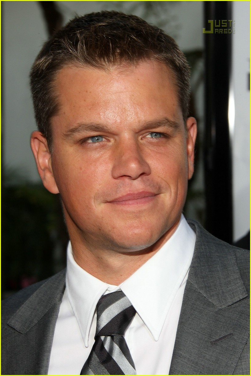 matt damon bourne ultimatum Matt Damon