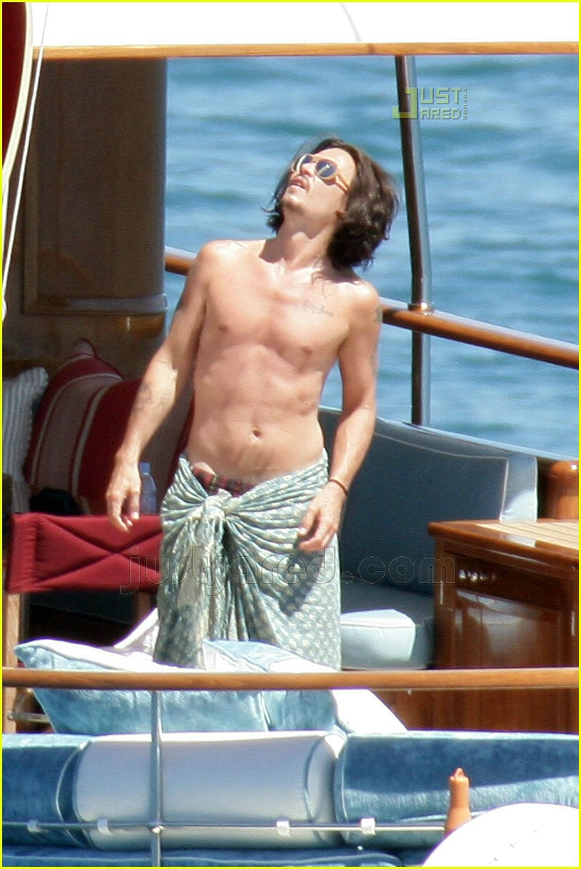 Johnny Of The Mediterranean: At Yacht's End: Photo 500841