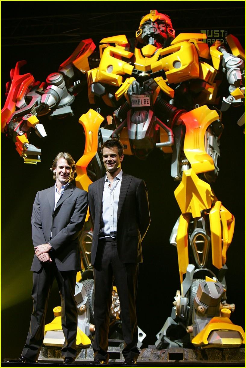 josh duhamel transformers t shirt 13503881