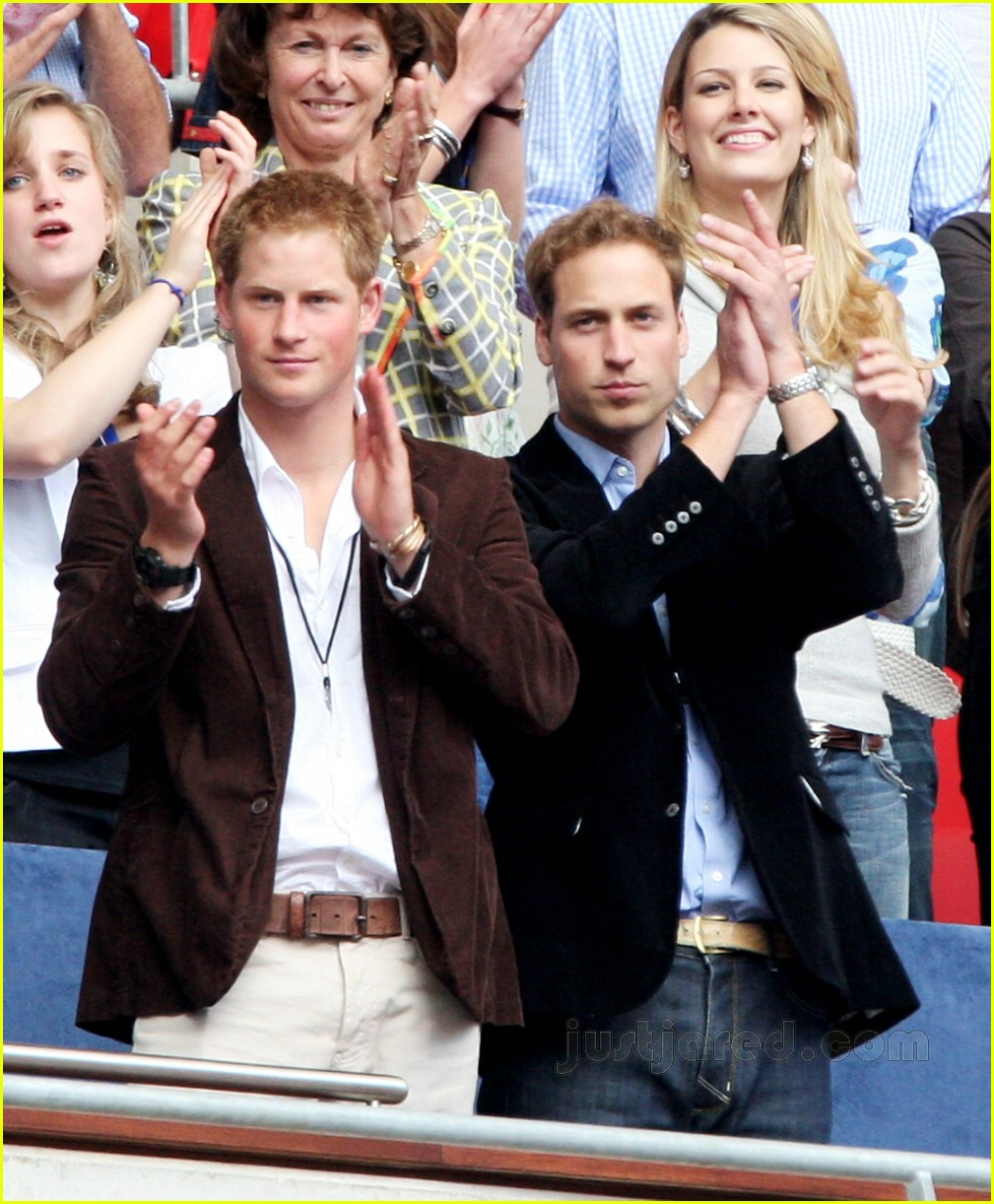 Prince Harry @ Concert For Diana: Photo 466331