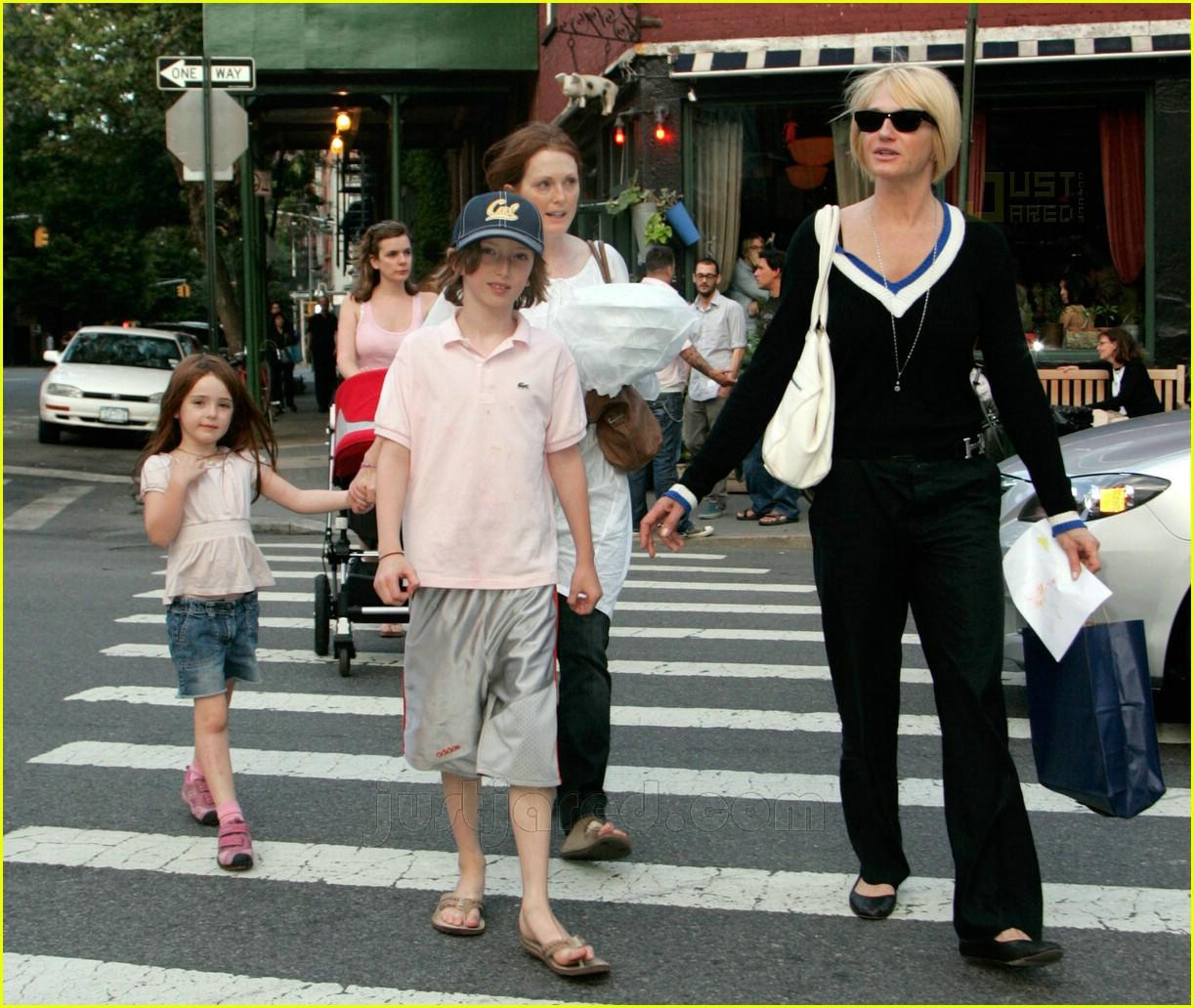 Эллен баркин с детьми фото