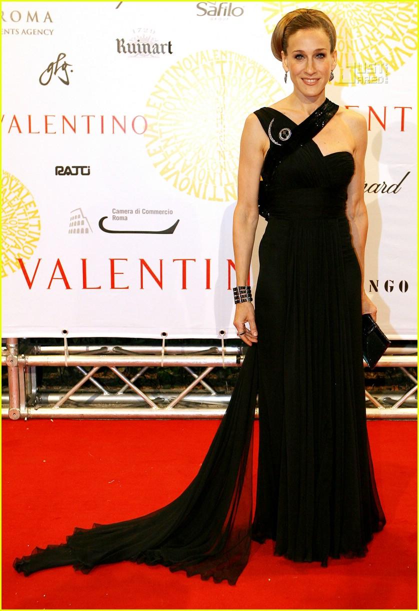 sarah jessica parker valentino gala 07479491