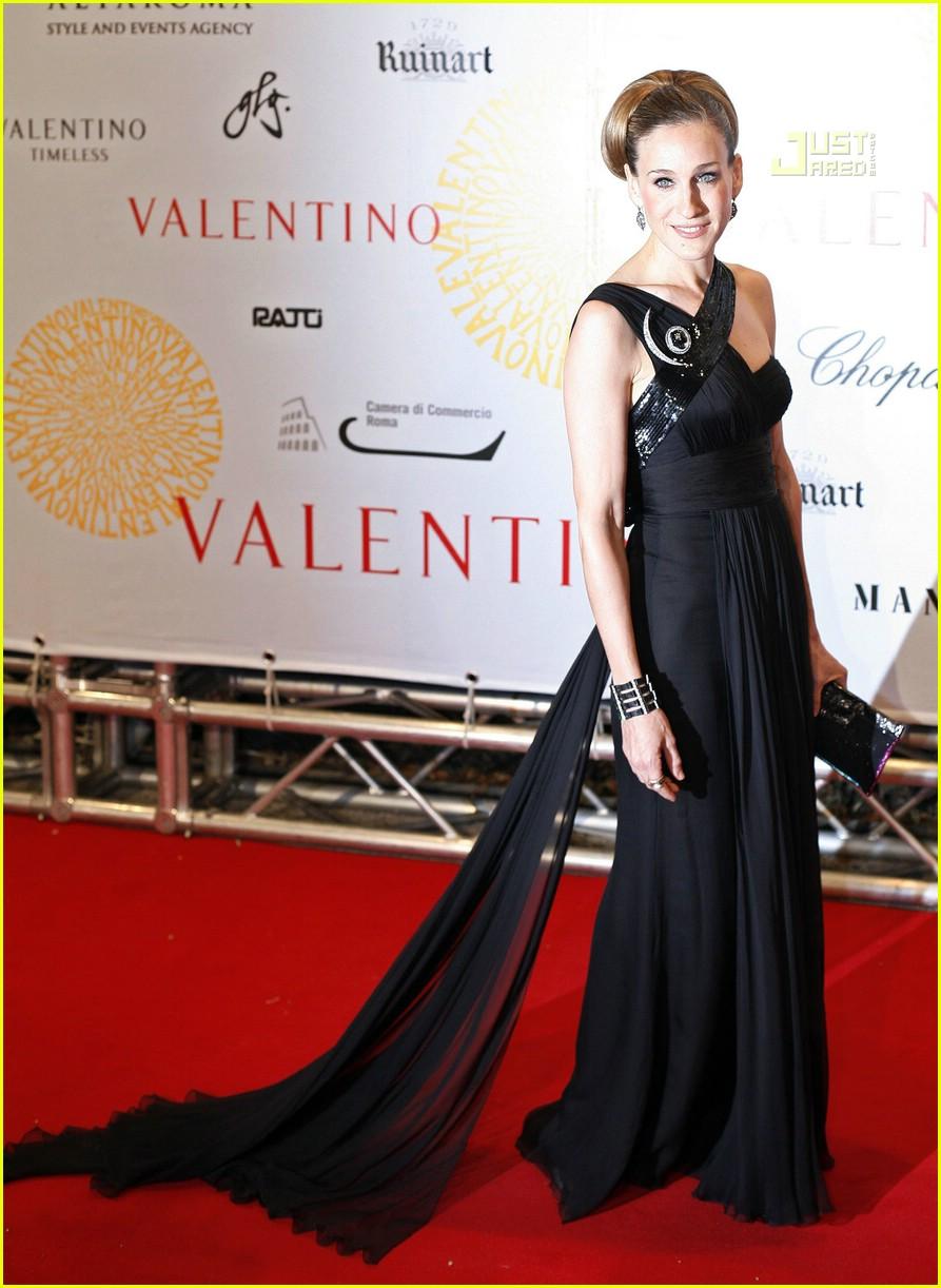 sarah jessica parker valentino gala 15479571