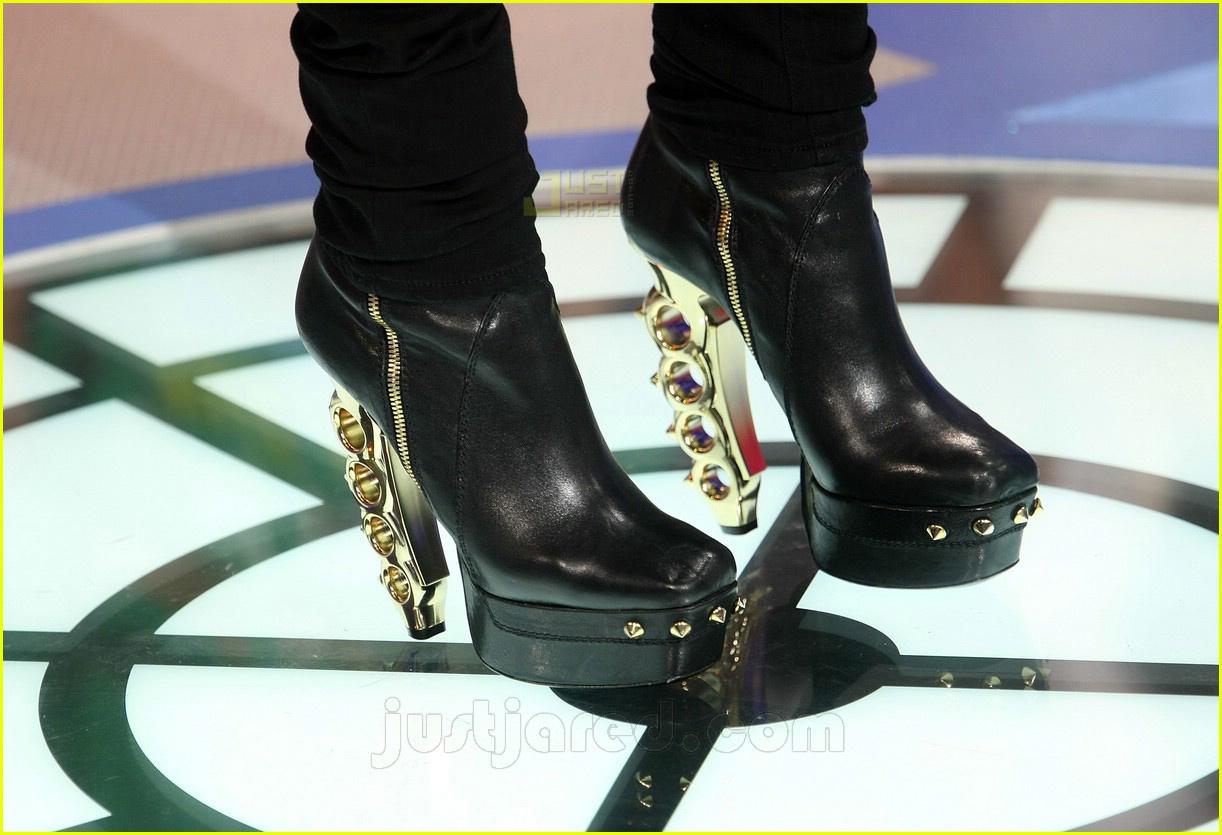 rihanna brass knuckle heels 03498641