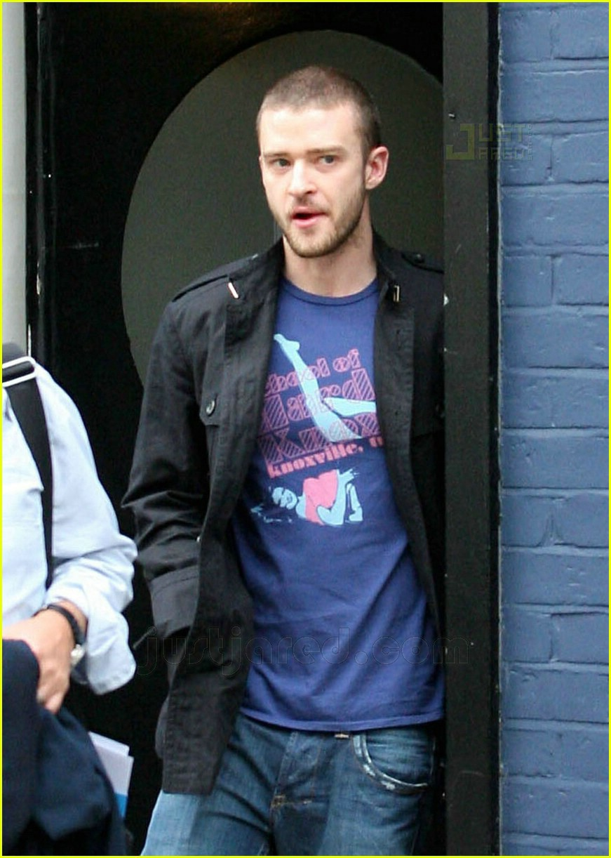 01 justin timberlake london recording studio473981