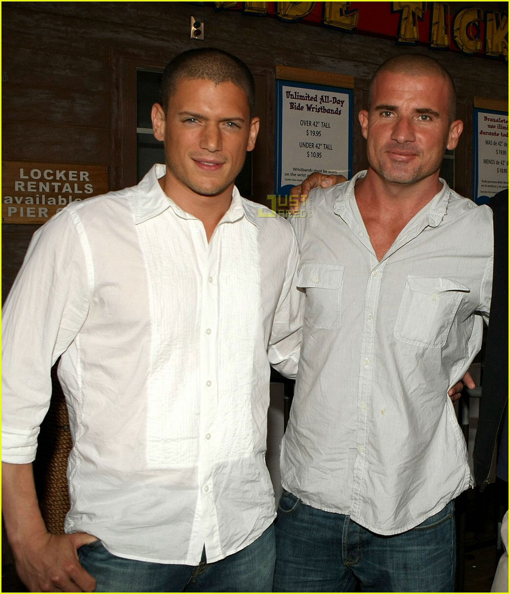 Wentworth Miller @ TCA Party 2007: Photo 503221