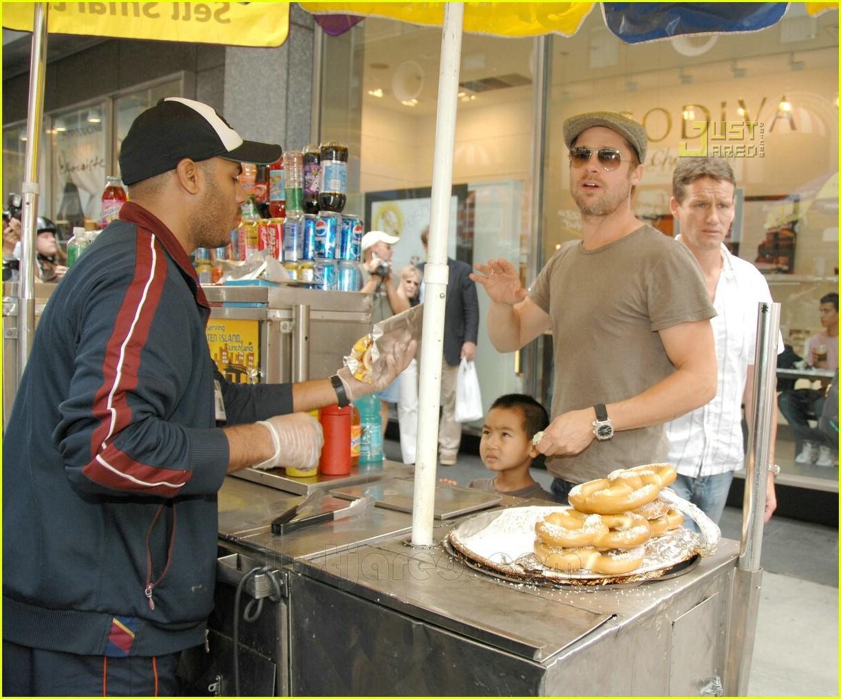 Inside Brad Pitt and Maddox Jolie-Pitt's Relationship: The ...
