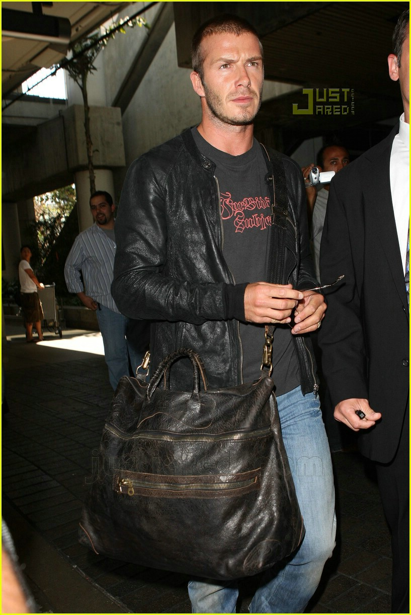 david beckham leather jacket 03544301