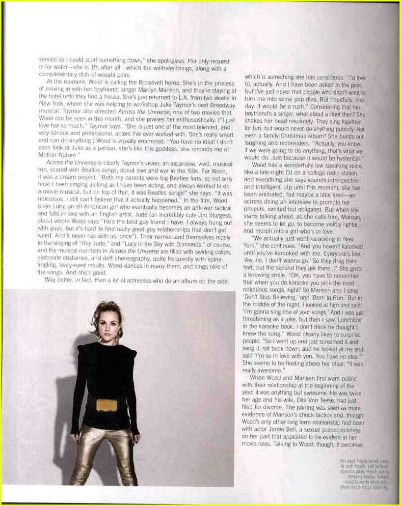 evan rachel wood nylon magazine 05
