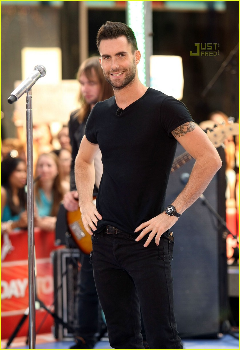 adam levine the today show 07535091
