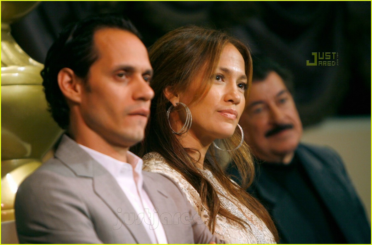 jennifer lopez marc anthony hfpa 20