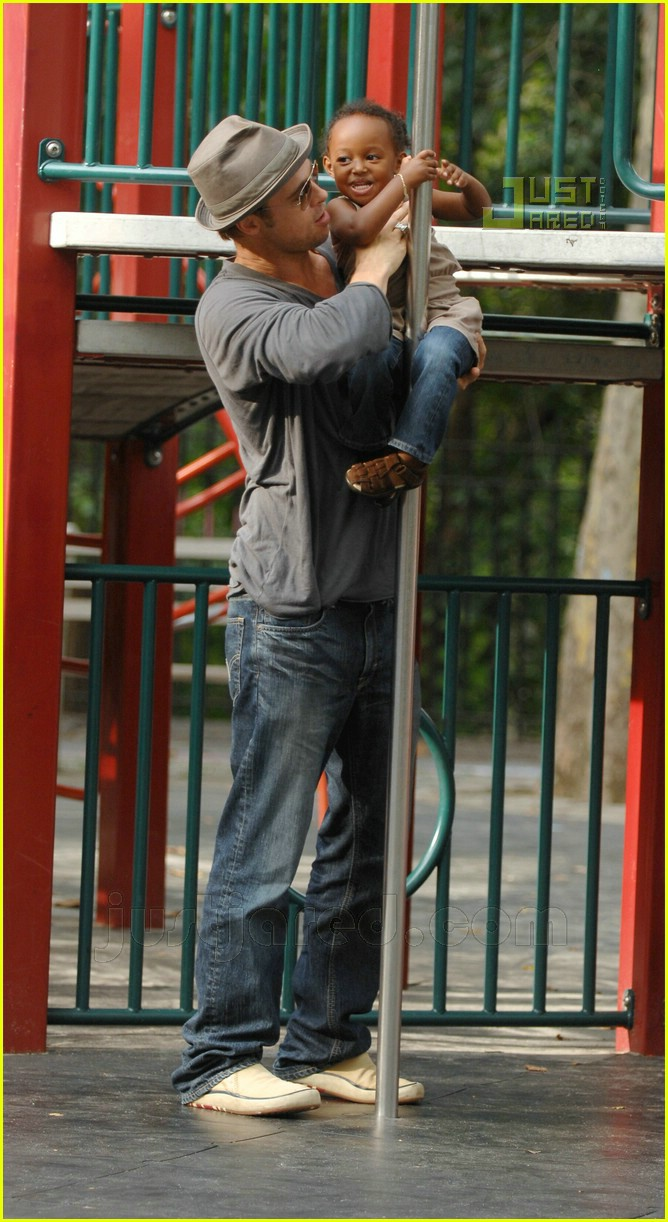 brad pitt kids playground 04