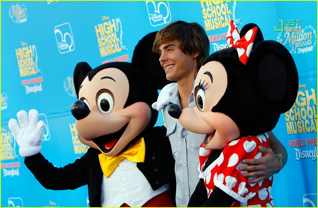 zanessa high school musical 2 premiere 66531131