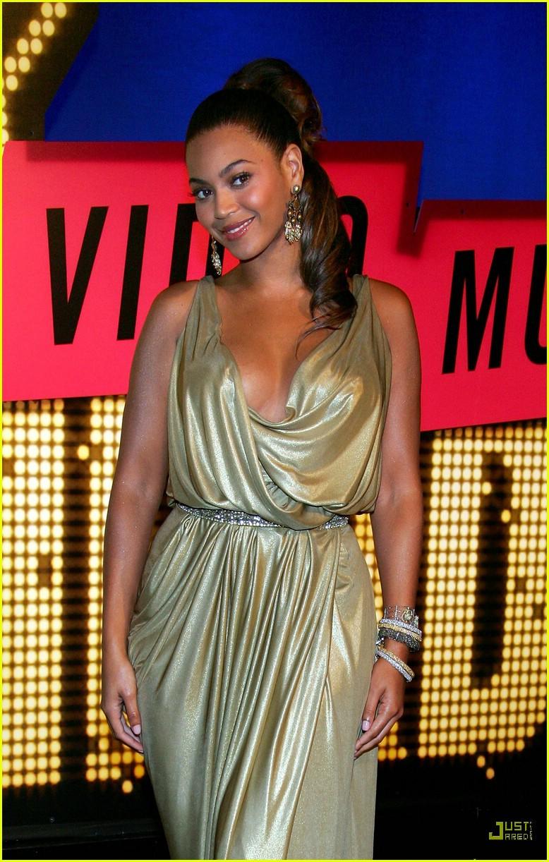 Beyonce VMAs 2007 Photo 576941