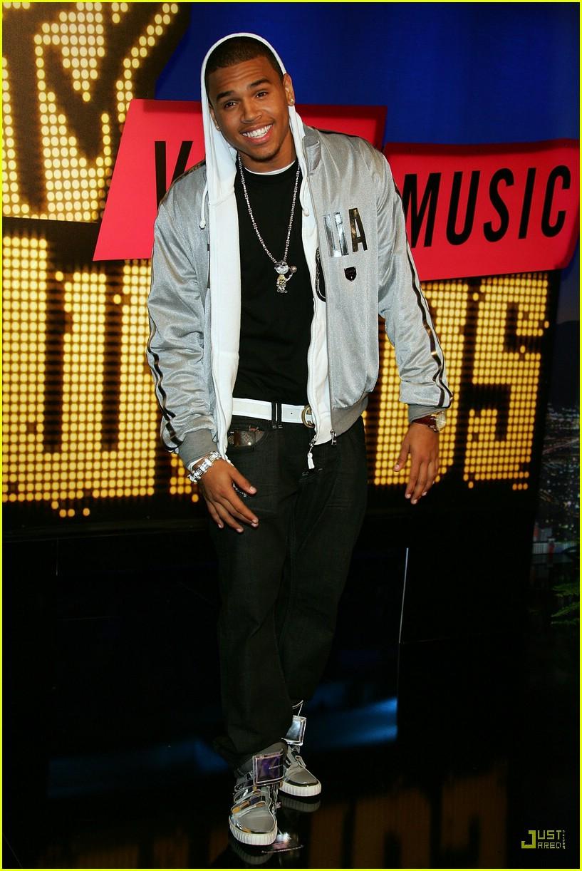 Chris Brown VMAs 2007